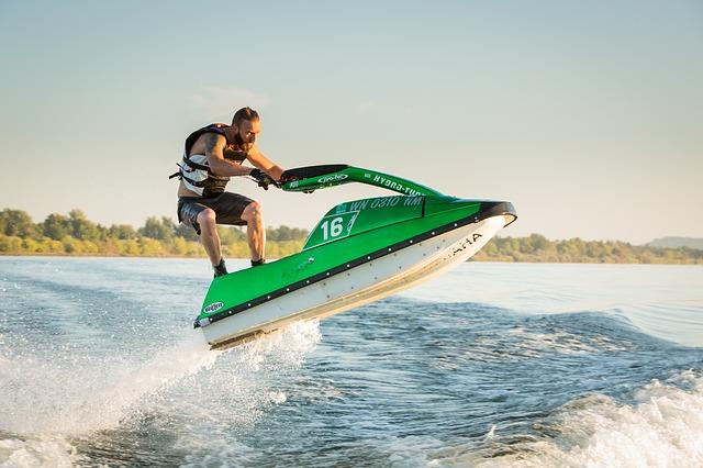 Tout savoir sur l'assurance jet ski